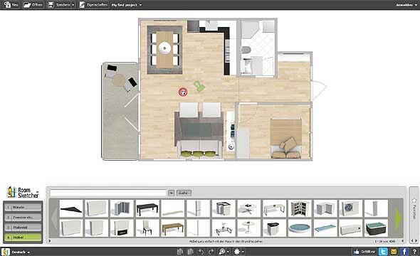Wohnungseinrichtung Mit Dem 3d Wohnungsplaner Planen The L Word Blog